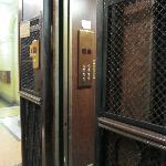 入口エレベーター