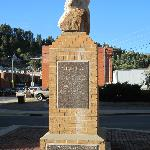 Wild Bill Hickok Monument 300 feet from his final resting spot