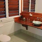 King bedded room - ensuite bathroom