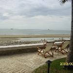 Strand - leider gerade Ebbe