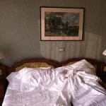 camera da letto stantia