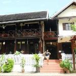Facade of Villa Baan Lakkham