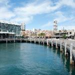 Lovely Woolloomooloo Wharf