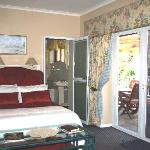 Bedroom 1 family suite