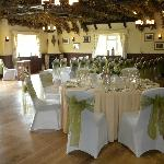 Wedding function in The Pilgrim Suite