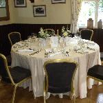 The Pilgrim Suite wedding