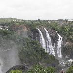 Bilde fra Barachukki and Gaganachukki Falls
