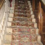 Staircase over 700 years old