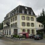 Hotel de la Gare, Montbovon, Switzerland