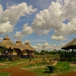 "Bamboo Cottages & Dining Arena @ ""monchasha"". Visit"