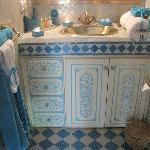 Habitación Turquoise - Baño