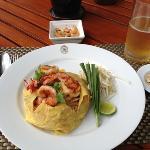 Delicious Pad Thai!