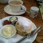 Tea room!