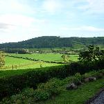 Superb view of the Tanat Valley, Powys