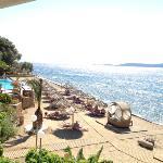 Venus Beach Hotel Bungalows Foto