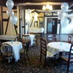 kingsway decorated for a christening