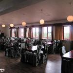 Comedor del Hotel Hekla