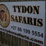 Tydon sign