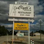 Clydes Drive-In