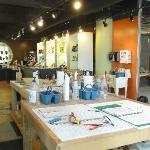 Gallery / Walk-in Workshop