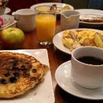 Hyatt Breakfast Buffet