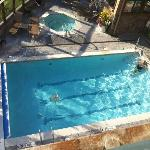 Outdoor Pool and Hot-Tub