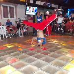 Break dancers @ the turkish night