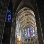 Chartres Cathedral - inside
