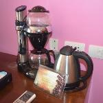 room coffeemaker