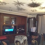 presidential suite......