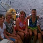 Tampa Bay Sailing Tours 2012