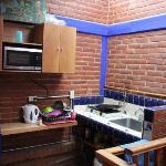 Photo of El Cenote Azul Hostel