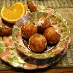 Alvie's Aebleskivers!