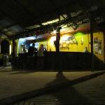 The Bar at Crystal Dive Resort