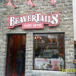 BeaverTails - right on Main street