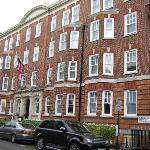 Das No. Ten Manchester Street Hotel