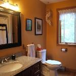 Clean & charming bathrooms