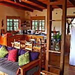 vervet cabin inside
