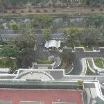 Tennis Court & Drive