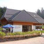 Unser Café und Hotel Schoren