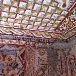 Frescoes in St Basil cave church - Gomeda Valley