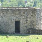 Next to Okresní Soud, bastion