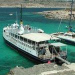 Hornblower cruises, Bugibba, Malta