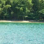 playas hermosas, agua increible