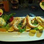 Shrimp from Sicily
