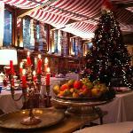 Interno (durante il periodo natalizio)
