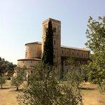 San Antimo Monastary