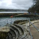 Plas Newydd by the water
