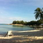 fine spiaggia Chaweng