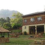 Bar, Restaurant & African Hut